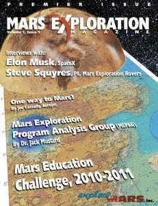 Explore Mars Magazine
