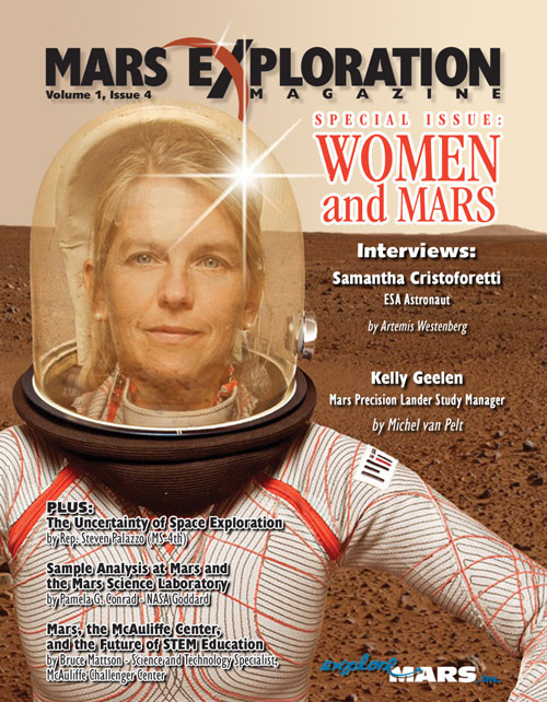 Mars Explore Magazine