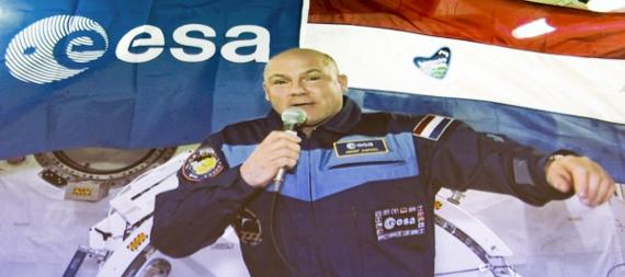 vaderlandse politiek en ruimtevaart