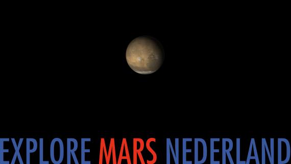 Social Media Explore Mars