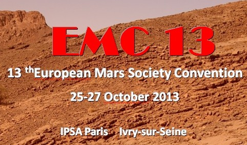 European Mars Conference 2013
