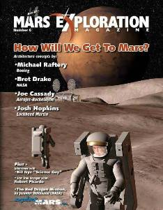 Mars Exploration Magazine nummer 6