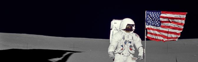 Ontmoet een Maanwandelaar: Edgard Mitchell
