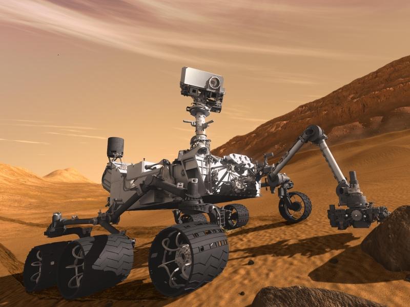 Update Mars rover tabor WERENFRIDUS