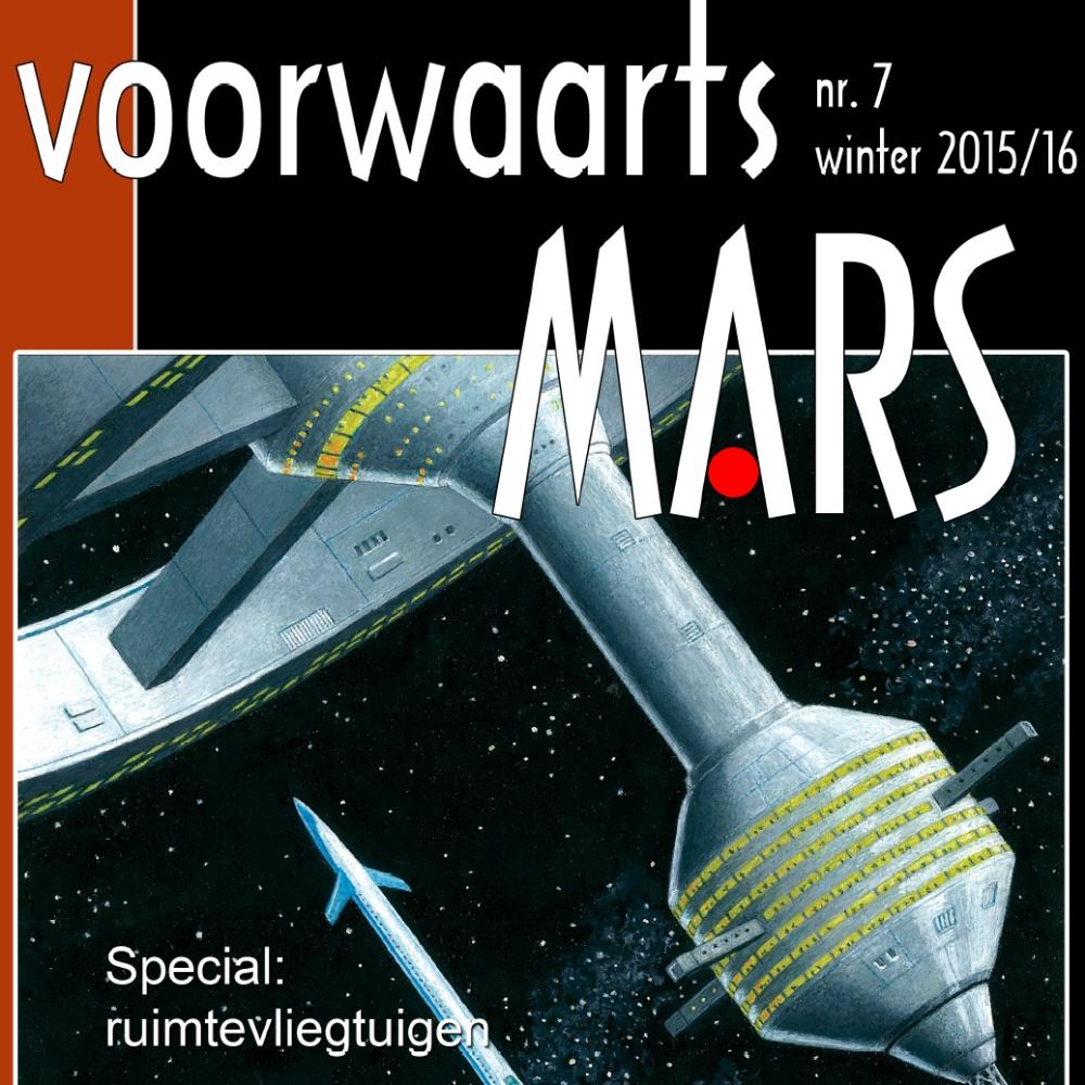 Voorwaart Mars Magazine